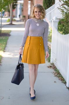 J.Crew Style on Something Delightful Blog