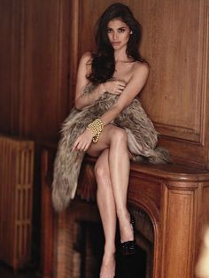 Fashion Media Philippines: Anne Curtis in Editorial for Rogue Magazine (October 2011)