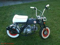 Retro Mini-Bike