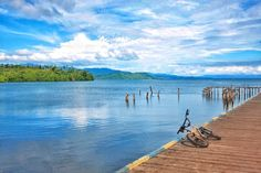 Don't forget to pay a visit at Payo Dock to enjoy a very beautiful morning scenery