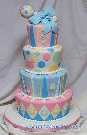 Cake Wrecks - Home - Sunday Sweets: April (Baby) Showers Baby Cakes, Baby Shower Cakes, Cupcake Cakes, Pretty Cakes, Beautiful Cakes, Amazing Cakes, Cake Wrecks, Just Cakes, Occasion Cakes