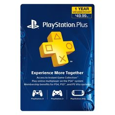 Playstation Plus 1 Year - Now $39.49 (22% OFF) and the price drops with each view.