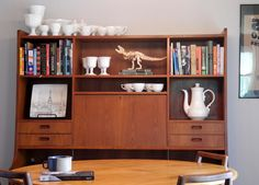 Small Opus Shelving Design ~ http://www.lookmyhomes.com/opus-shelving-design/