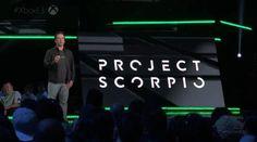 Conoce sobre Project Scorpio, la consola más potente de la historia, de Microsoft