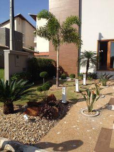 Jardim elegante e aconchegante!! Paisagista Marcelo Gizotti.
