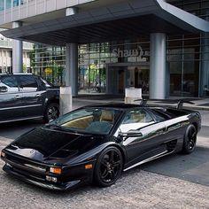 Lamborghini Diablo- not sure I'm a big fan but love the sound it makes!
