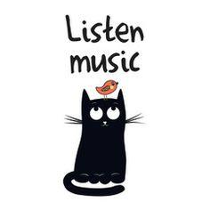 Wallsticker Words Up S Listen to good music