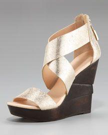 DVF sandal