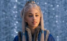 The only good actress/character in the Last Airbender movie--Princess Yue, or Seychelle Gabrielle (who also plays Asami in Korra!!! :D) @Megan Ward Brendza