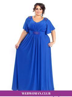 Вечернее платье Симфония Magesty Вечерние и выходные платья для полных женщин. Вечернее платье Симфония Magesty