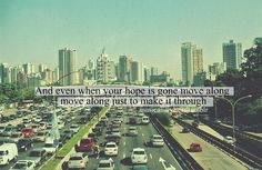 Move Along- All American Rejects