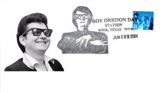Roy Orbison Day Station Wink Texas 2001 Event Cover