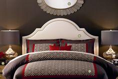 Bassett Furniture- Love the mirror!