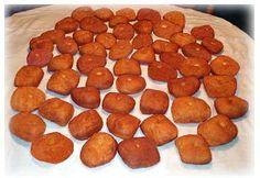 Fastnachts (potato donuts)