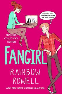 Review Snip: Fangirl By Rainbow Rowell  5/5 stars Book Reviews Books Romance