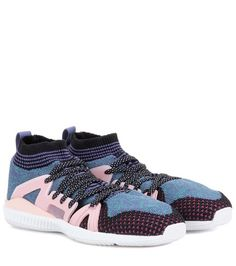 Adidas by Stella McCartney Crazymove Bounce Sneakers For Spring-Summer 2017