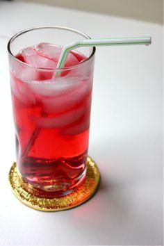 Keurig-Brewed Passion Iced Tea -- Morph into Starbucks Passion Lemonade Tea