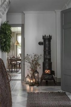 48 Swedish Home Decor To Not Miss - Home Decoration - Interior Design Ideas Swedish Home Decor, Swedish Interior Design, Swedish Interiors, Interior Design Shows, Swedish House, Interior Design Inspiration, Swedish Style, Swedish Cottage, Scandi Style