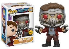 'Guardians Of The Galaxy' Funko Pops Vol. 2