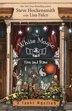 Book review of The White Magic Five and Dime: this is a story that is less cosy than its cover makes it out to be, but it's good. Very good indeed! Read more.