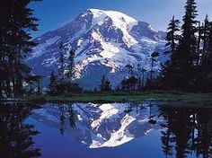 Seattle mountain, I must this sight before my life is over.