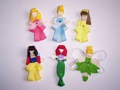 Disney Princess Clippies