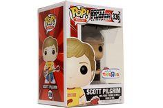 POP! Movies: Scott Pilgrim vs. The World - Scott Pilgrim [Plumtree Shirt]