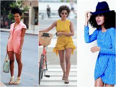 O estilo de... Solange Knowles