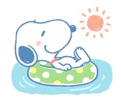 Animated gif discovered by GLen =^● 。●^=. Find images and videos about cute, summer and gif on We Heart It - the app to get lost in what you love. Baby Snoopy, Snoopy Love, Snoopy And Woodstock, Peanuts Cartoon, Peanuts Snoopy, Gif Animé, Animated Gif, Snoopy Videos, Charlie Brown Y Snoopy