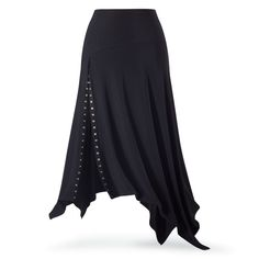 Snap-Slit Skirt - Women's Clothing & Symbolic Jewelry – Sexy, Fantasy, Romantic Fashions
