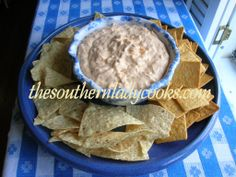 Mexican Beer Dip | The Southern Lady Cooks