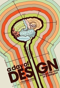 A poster image featuring a brain