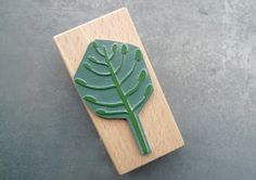 Rubber Stamp: Agave Tree. €14,00, via Etsy.
