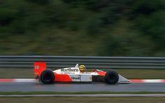 f1 Hoy 30 de Octubre, hace 25 años, Ayrton Senna da Silva ganaba el Gran Premio de Japón y se coronaba Campeón del Mundo por primera vez .