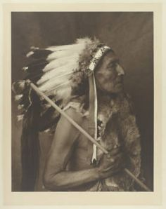 Wabli Ho Waste (Pretty Voice Eagle), a Native American (Yankton Sioux) Chief, between 1908 - 1913