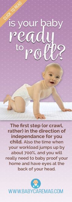 33af2872419 CRAWLING 101  Is your baby ready to roll