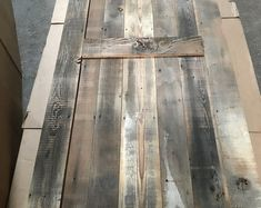 x rough reclaimed barn wood beams made from mixed hard woods - Priced per Linear FOOT Rustic Wood Walls, Reclaimed Barn Wood, Wood Panel Walls, Wood Paneling, Natural Paint Colors, Rustic Fireplace Mantels, Hand Hewn Beams, Glass Barn Doors, Wood Cladding