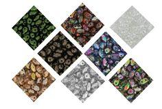 Perles & Co reçoit de nouvelles couleurs de rocailles Matubo MiniDuo. Shoppez-les vite à partir d'1,87€ >>> http://www.perlesandco.com/Matubo_MiniDuo-c-55_2819_3135.html