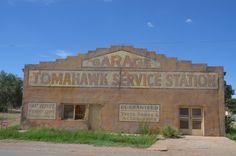 Mountainair, New Mexico.