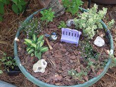 2011 Fairy Garden