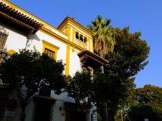 Santa Cruz, Sevillhe