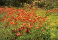 John Ottis Adams- love these colors