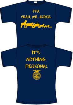 FFA t shirt
