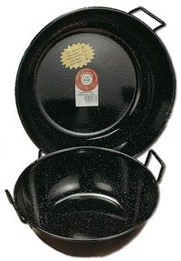 Ok, not a tech gadget, but do high sided pans perfect for Nyama Choma... as well as burners etc