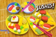 https://youtu.be/sD_n2l9Br0k #superherosetcompagnie #youtube #playdoh #playdough #pateamodeler #sushi #toys #toyunboxing #toysphotography
