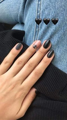 Ideas For Nails Unicorn Nailart Manicures Love Nails, How To Do Nails, Pretty Nails, Fun Nails, Manicure Steps, Manicure And Pedicure, Powder Manicure, Minimalist Nails, Nailart