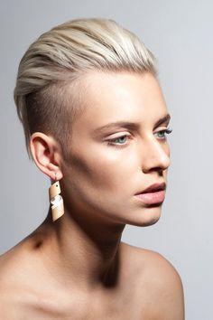 curly earrings by ezekielhandmade on Etsy, ₪230.00