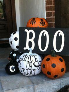 My Pumpkins