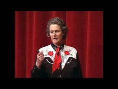 My Experience with Autism-Much longer talk by Temple Grandin- great discussion of  learning and sensory issues with autism and  beyond.