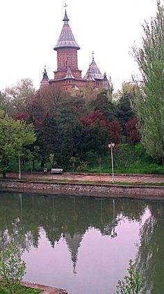 The Orthodox Cathedral of Timisoara, Banat, Romania Travel Around The World, Around The Worlds, Republic Of Macedonia, Bucharest, Bosnia And Herzegovina, Albania, Montenegro, Slovenia, Bulgaria